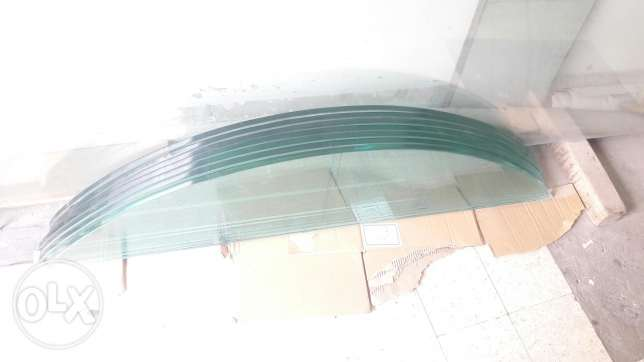 Console glass 20mm
