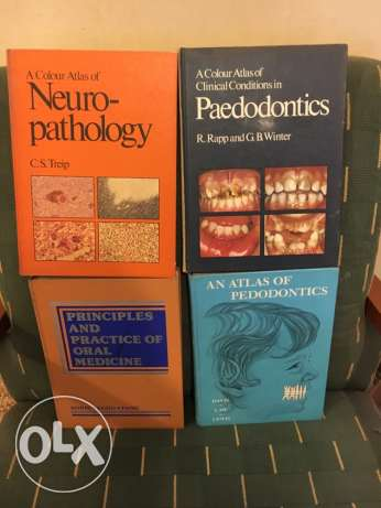 dental and medical books 200 book