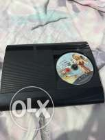 Ps3 for sale + Gta5 + 4 more cds for 200$