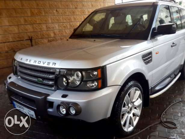 Range Rover Supercharge 2006