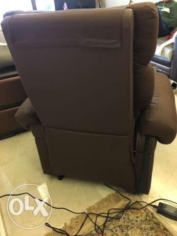 Comfortable chair used couple of days only , new new