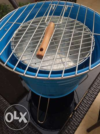 Modern Barbecue Grill stool منقل شوي - brand new!