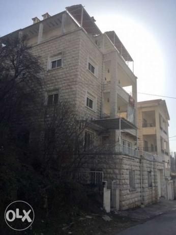 5 Floor Building For Sale (Bhamdoun/Baalchmay)