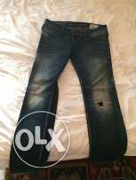 Jeans Bought From Aishti (29 size) Only wore once ( Diesel, Seven)