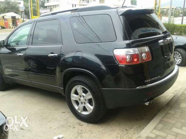 For sale full option GMC acadia 2008 راس النبع -  4