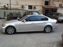 For Sale BMW 325 i mod 2006 silver color