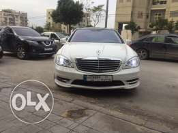 Mercedes S550 Facelifted 2011