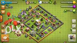2 base clash of clans for exchange