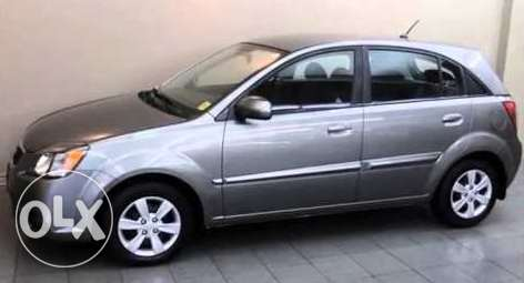Kia Rio 2010 Excellent Condition