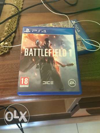battle field 1 ps4