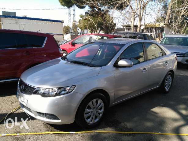 Kia cerato 2013 full option