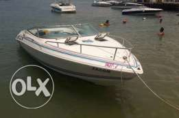 Formula boat for sale with trailer