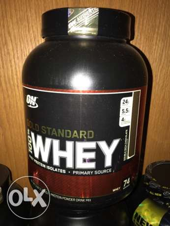 whey gold supplement