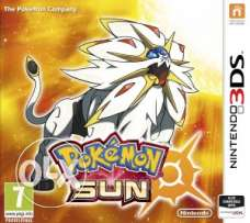 Pokemon sun and pokemon omega ruby ntsc