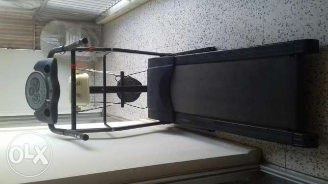 Treadmill, used, in good condition