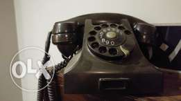 Vintage Antique Rotary Telephone