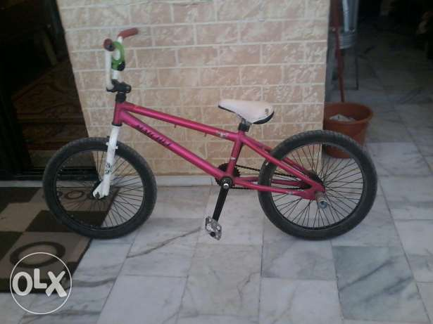 Bmx pink very nice from amirika