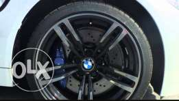 Bmw m4 style rims 18 inch with wheels