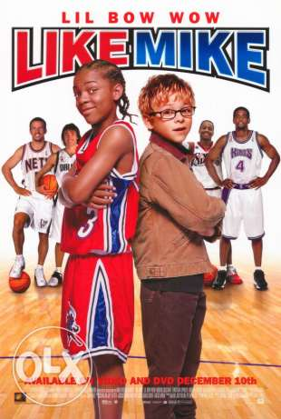 Like Mike 1 and 2 DVD 1080p