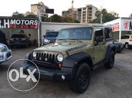 Amazing! Jeep Wrangler Renegade 2013 Army Green Fully Loaded Like New!