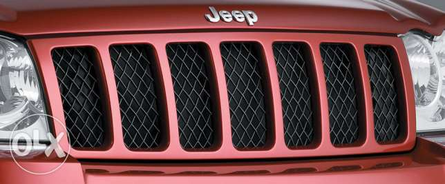 WANTED 2005/2006 Grand cherokee front Grill