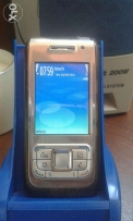 Nokia e65..Very clean and nice slide cell...with new battery