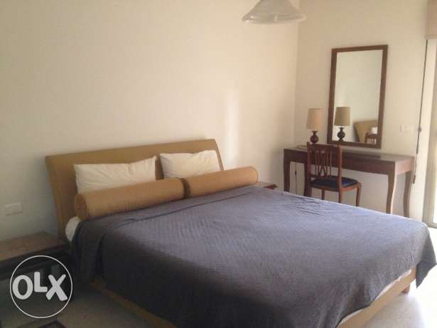 Beautiful furnished 3 bedr apart in the heart of Achrafieh