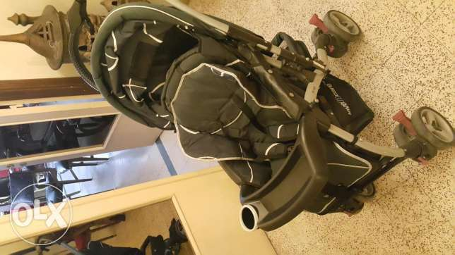 Love and care baby stroller in excellent condition