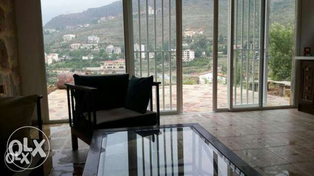 Chalet for rent Faraya 2600$ per Season / 430$ per Month فيترون -  7