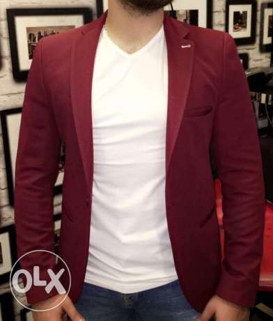 blazer available in 4 colors
