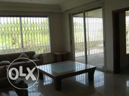 Apartment for rent in Rabieh, 230sqm + 30sqm Terrace, 18000$/year
