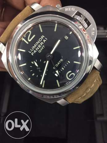 panerai 8days GMT