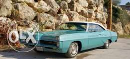 Ventura 68 Pontiac- low miles-as new-original-20k negotiable or trade