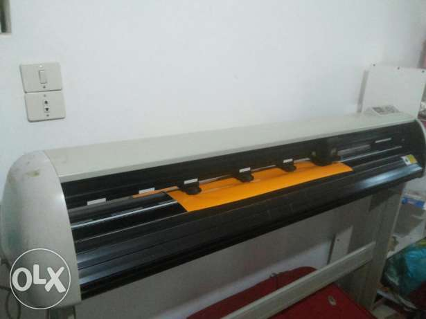 Vinyl cut machine