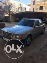 Mercedes 230, 1991, 4 Cylinder, Automatic