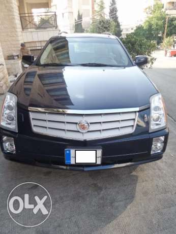 Cadillac SRX 2006 6 cylindres 7 seater