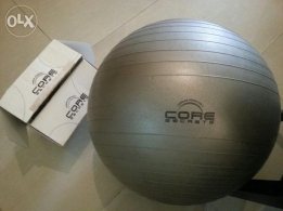 Fitness ball original with all accessories from USA/ for