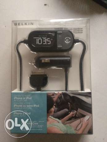 Belkin Original car charger for iphone