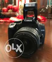 CANON EOS 350D with Zoom 18-55 in Perfect Condition