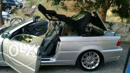 Bmw 325ci convertible
