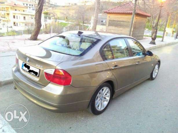 BMW 320i / 2006 / German