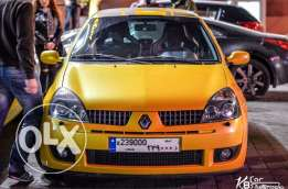 Clio 2 RS cup