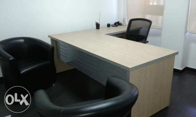 Office furniture & equipments for sale