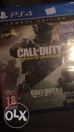 ps4 game brand new ( sealed )