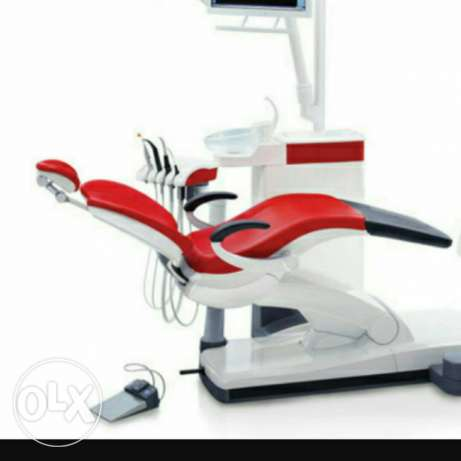 dental clinic for rent in west bekaa fully equipped