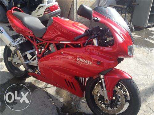 Ducati SS 800 M 2006 for Sale