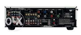 ONKYO TX-SR 505E av receiver 7.1 sourround black