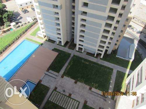 235sqm New Semi Furnished apartment for Rent Achrafieh