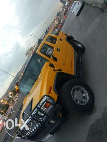 Hummer H2 in excellent conditions