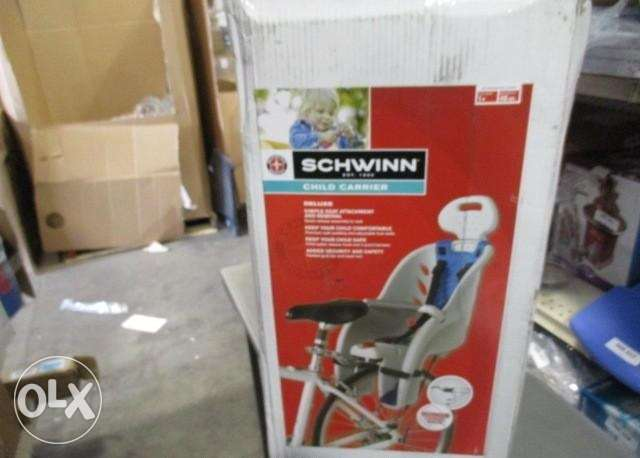 Schwinn Child Bike Carrier